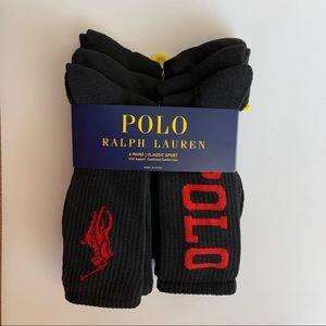 POLO RALPH LAUREN Men Socks Classic Sport Big Pony
